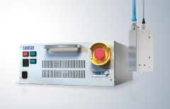 大気圧リモートプラズマ装置 イメージ