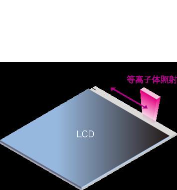 LCD组装工序 工序1